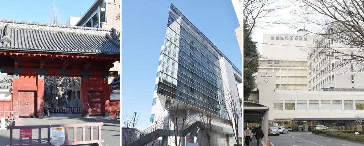 東京大学、帝京大学、獨協医科大学の医局とFace to Faceの打ち合わせ