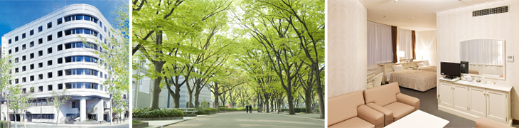 東名古屋における草分け的な健診センター